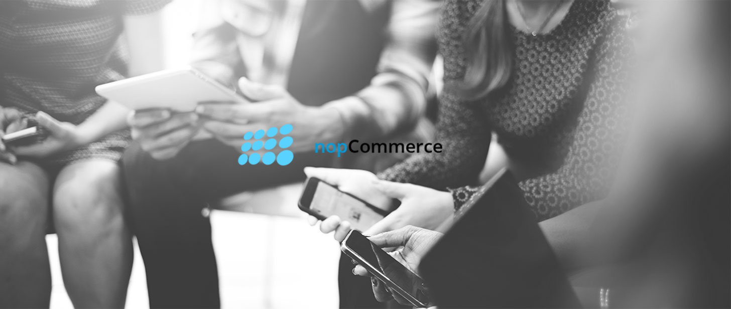 nopCommerce content software management