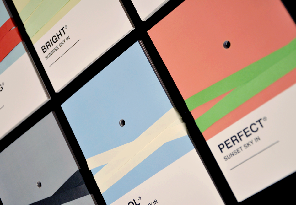 Awarded Print Projects  Case Study Responsive