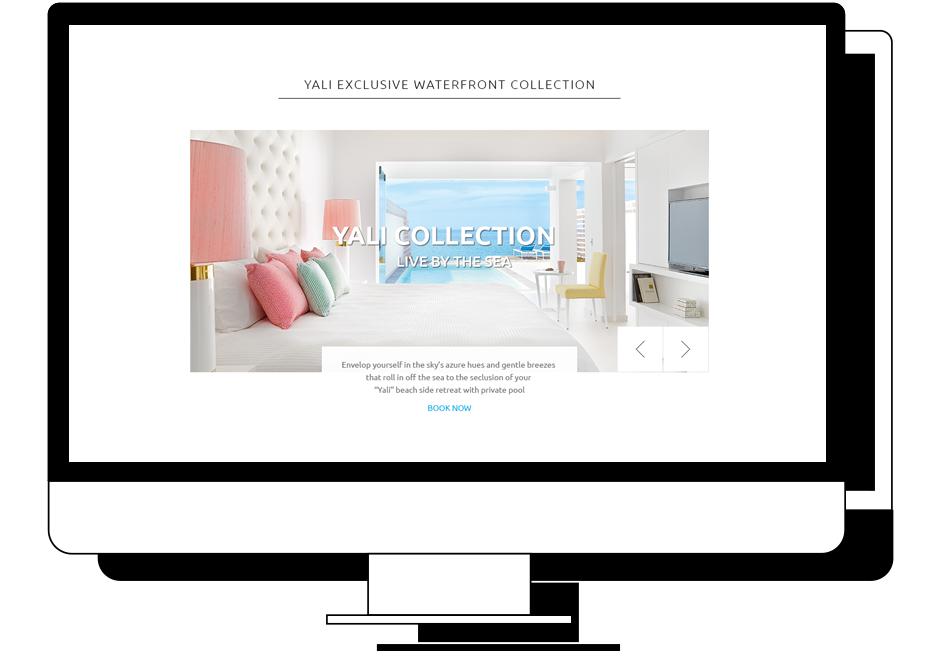 Grecotel Case Study User Interface Design