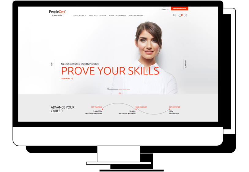 PeopleCert Case Study Service Design